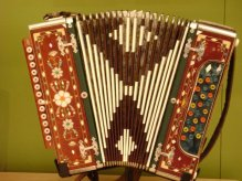 Beautiful accordian