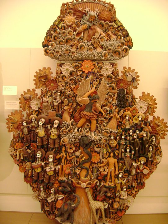 Tree of Life from Mexico
