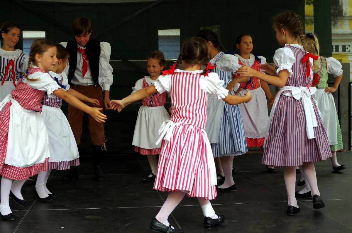 Folk Dance Friday