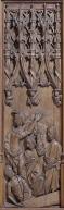 Oak Panel, the Raising of Lazarus