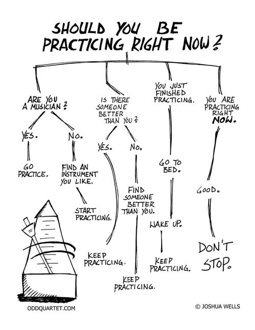 Practice Flow Chart