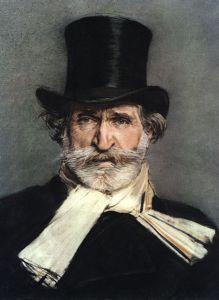 Giuseppe Verdi by Giovanni Boldini