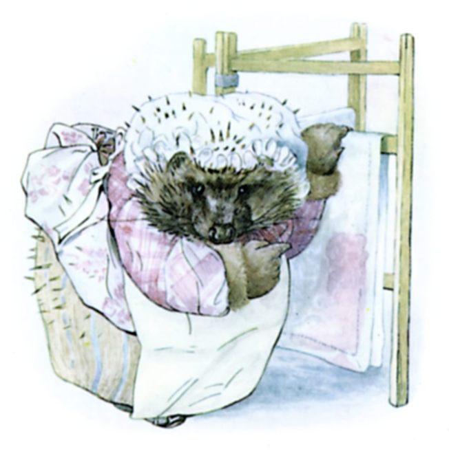 Beatrix_Potter,_Mrs_Tiggy-Winkle, public domain
