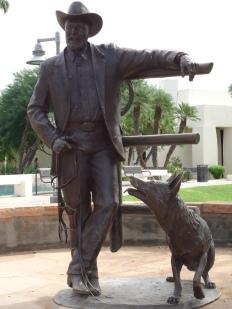 Herb Drinkwater, late mayor of Scottsdale