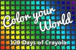 Color Your World – Brown