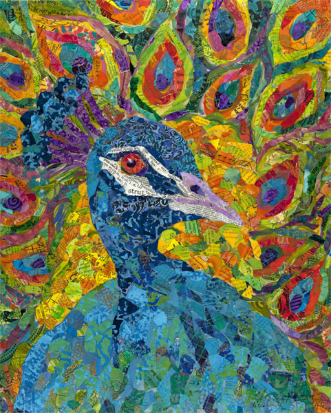 peacock-power