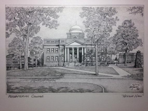 Presbyterian College, Neville Hall