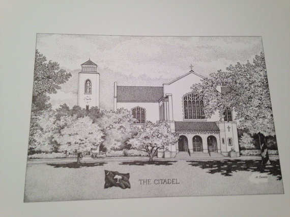 The Citadel, Summerall Chapel