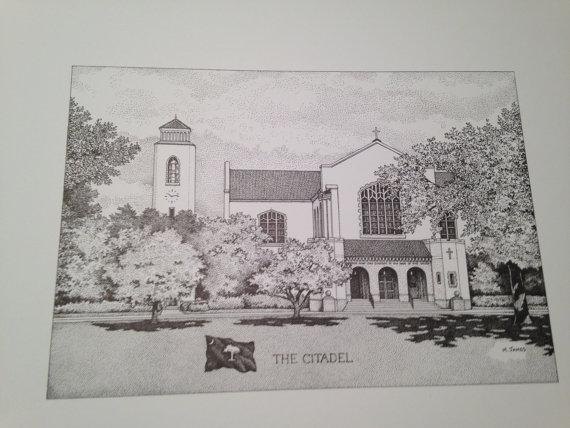 The Citadel, Summerall Chapel
