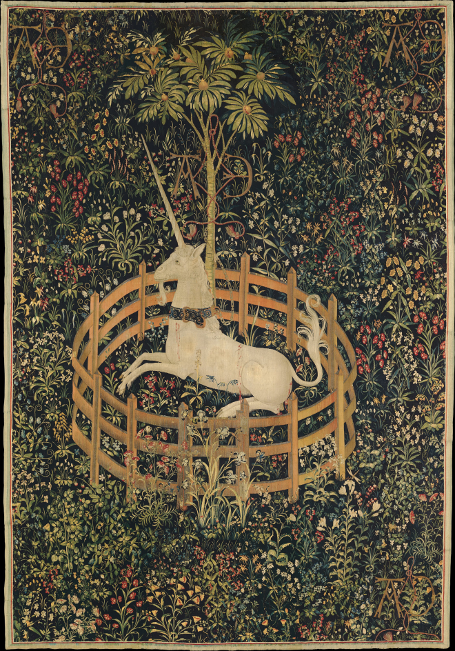 7. The Unicorn in Captivity