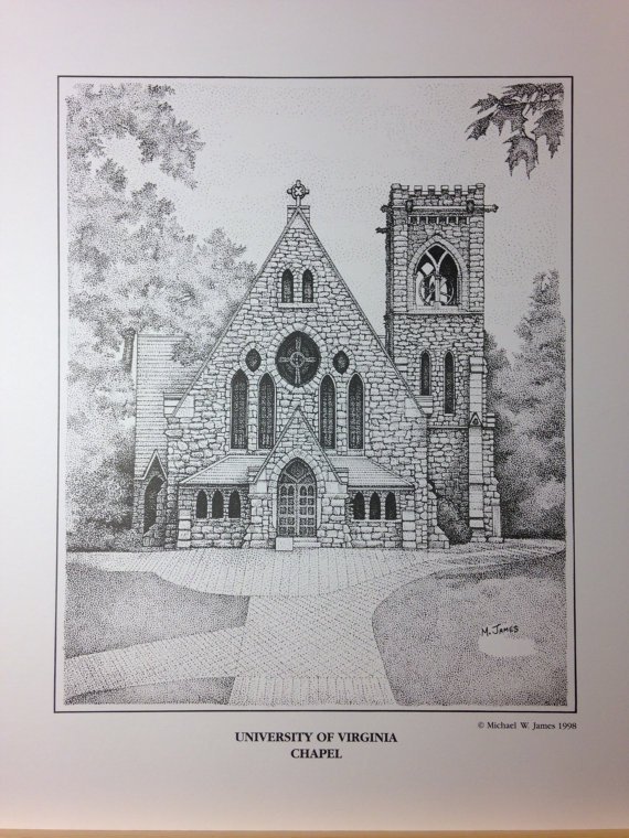 University of Virginia, Chapel