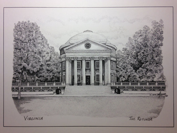 University of Virginia, Rotunda