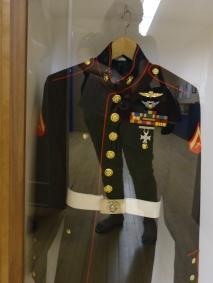Marine dress