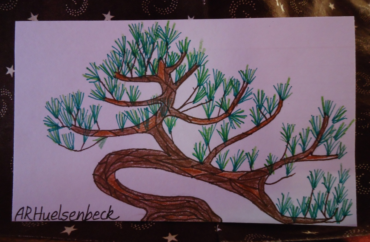 ICAD Day 18: Bonsai!