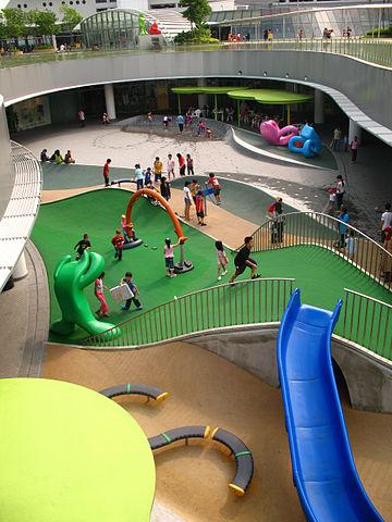 Vivo_city_playground_in_Singapore