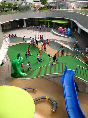 Vivo_city_playground_in_Singapore