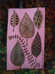 ICAD Day 44: Leaves