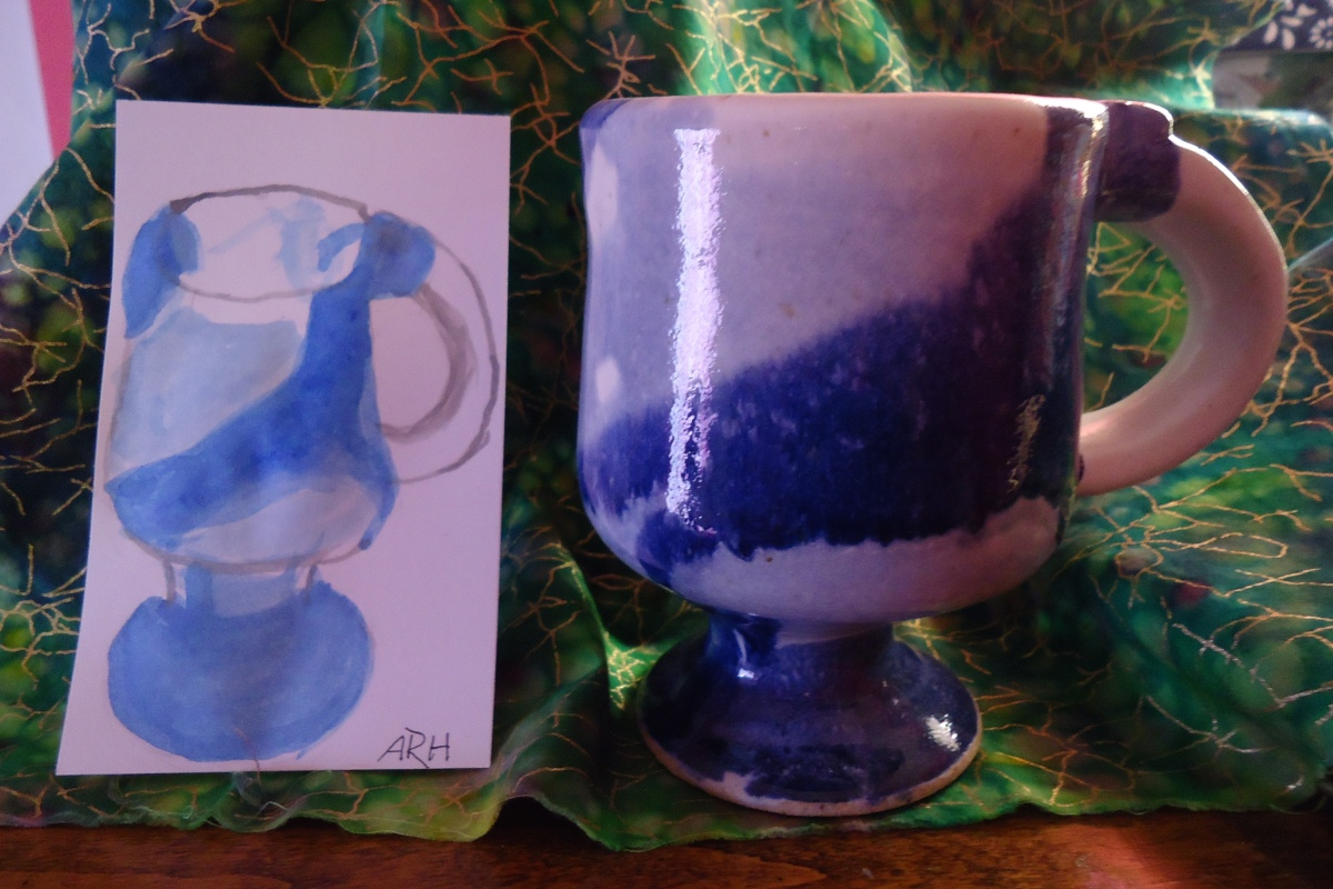 ICAD Day 47: Coffee, Anyone?