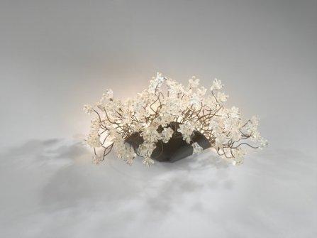 Flower Sconce.