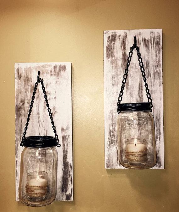 Hanging Jars.