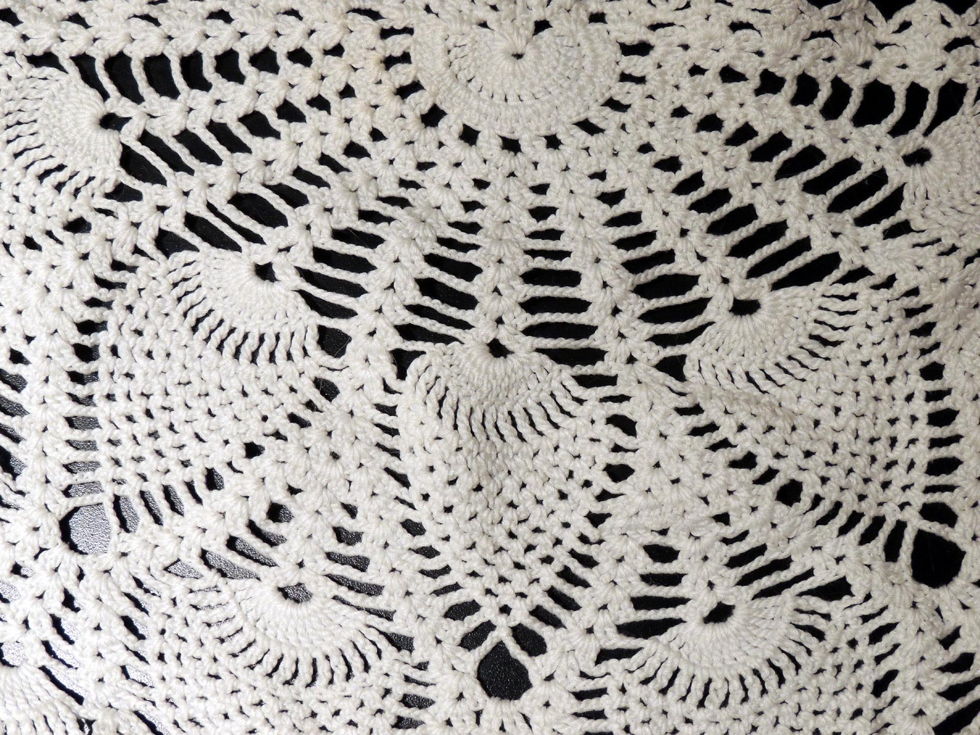Pineapple Crochet Pattern 3 Arhtistic License