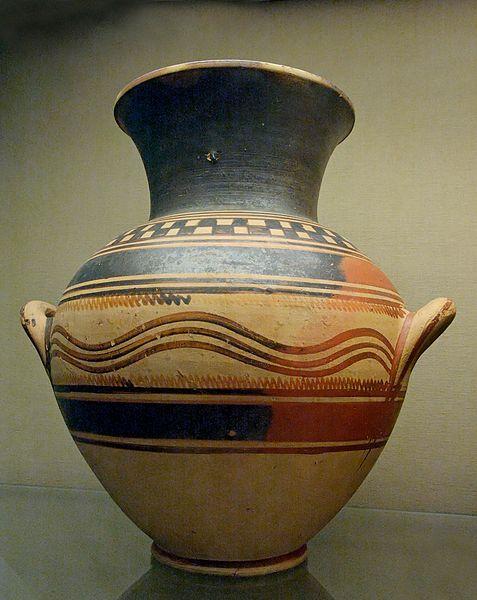 late-protogeometric-belly-handled-amphora
