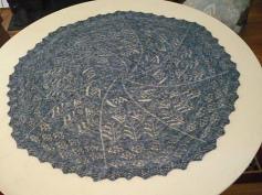 round-shawl