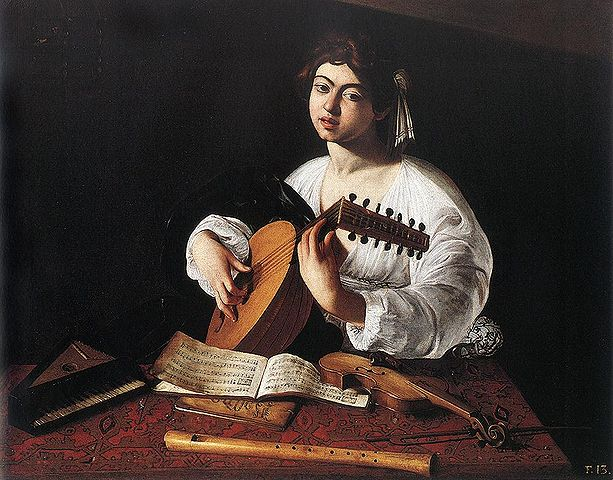 613px-1596_Caravaggio,_The_Lute_Player_The_Hermitage,_St._Petersburg