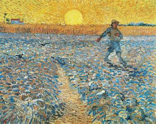 Van Gogh: The Sower