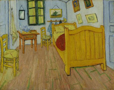 Van Gogh: Bedroom in Arles