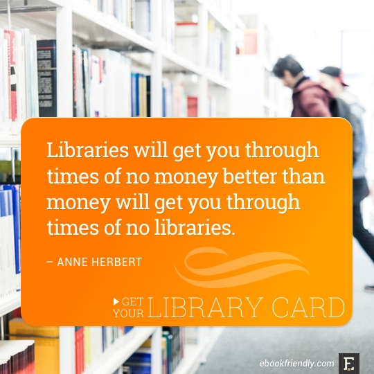 Library-quote-by-Anne-Herbert