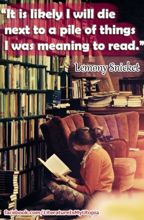 REad Snicket