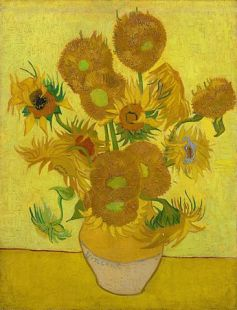 Van Gogh: Sunflowers