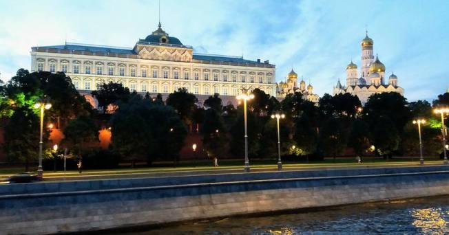 Putin's Palace, Moscow