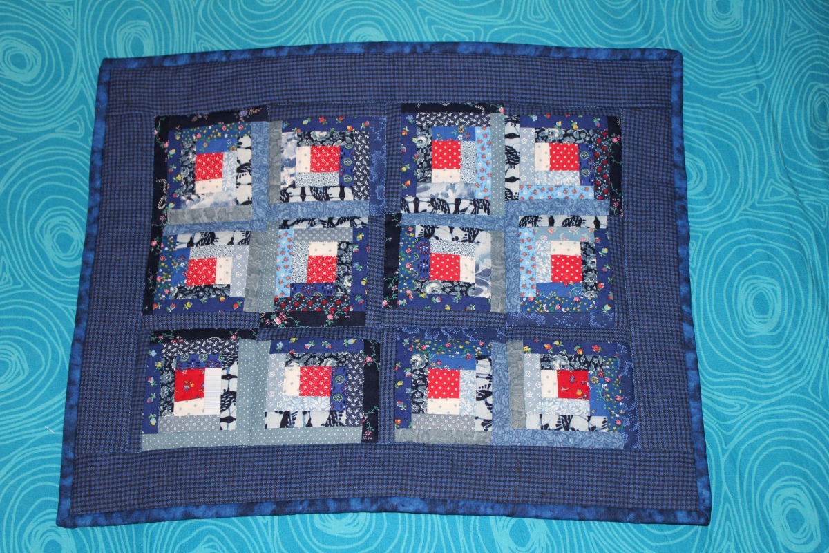 Five Little Quilts