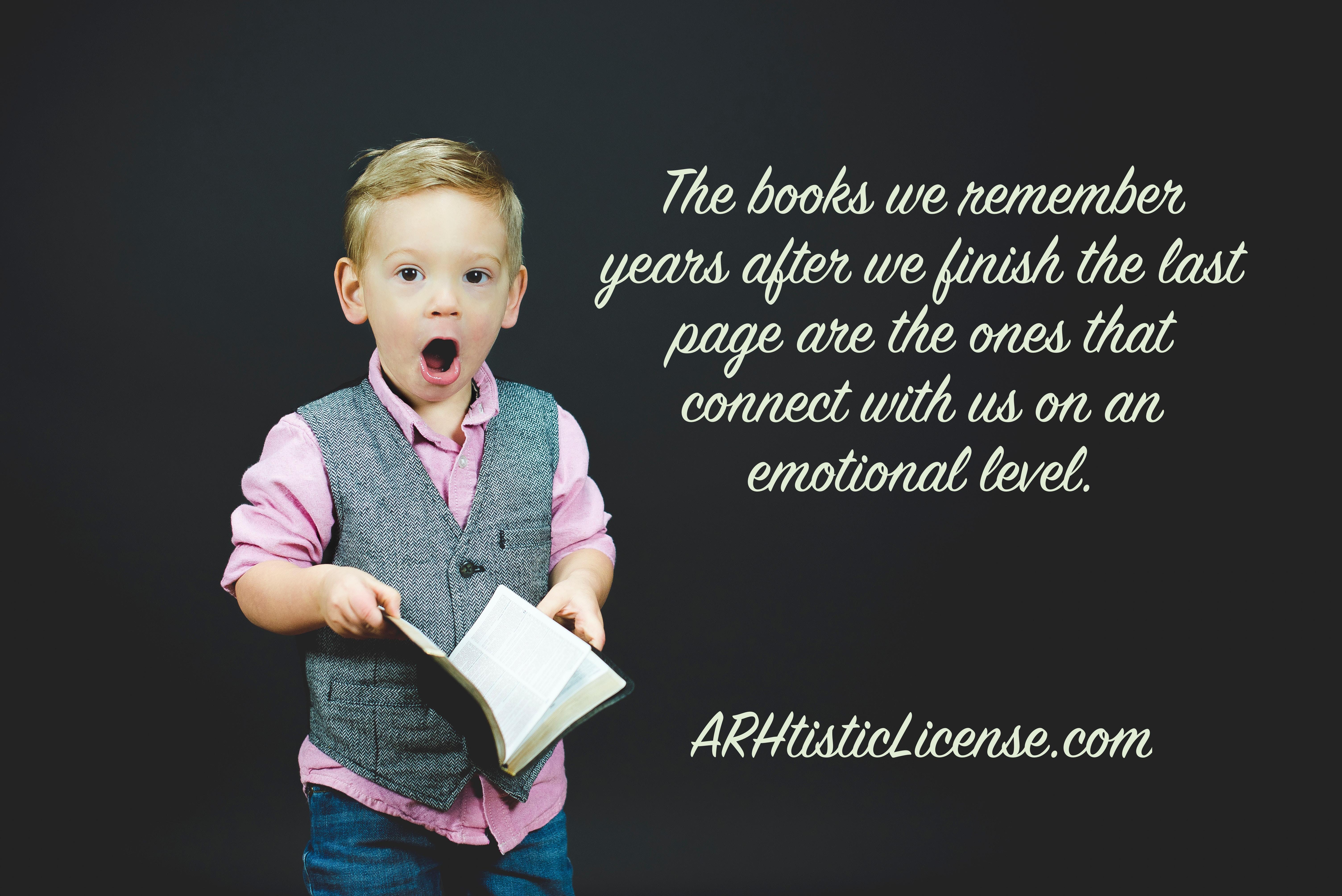 Emotional books