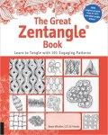 Review of The Great Zentangle Book by Beate Winkler (CZT) and Friends