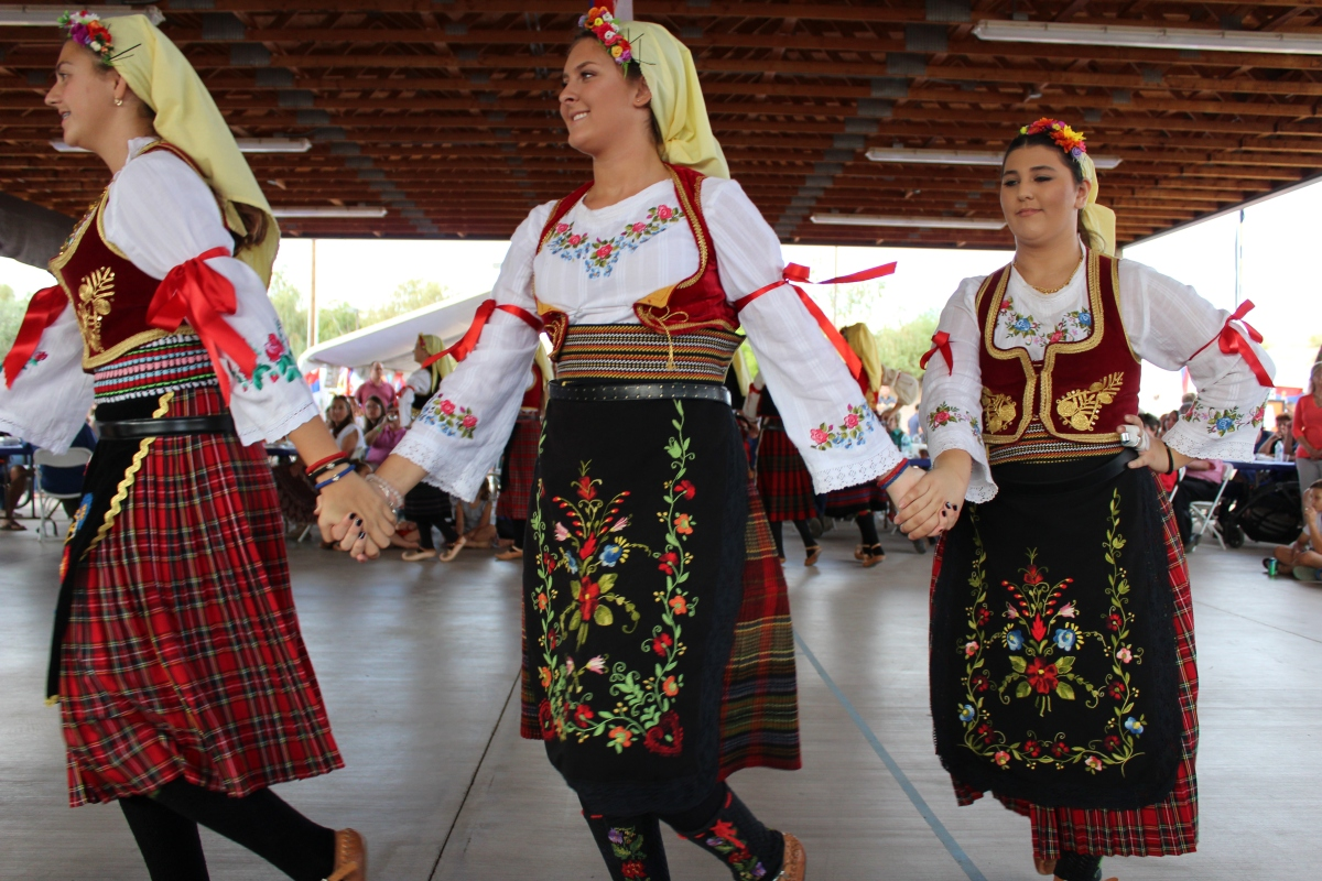 I'd Rather Be Dancing: Serbian Folk Dances