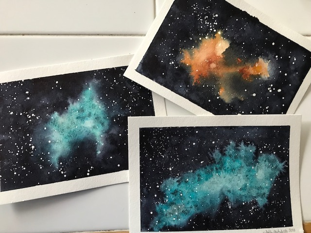 Holly Mitchell Galaxies