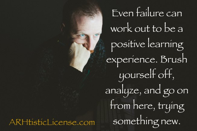 Positive Failure