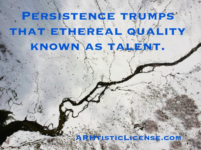 Persistence; perseverance