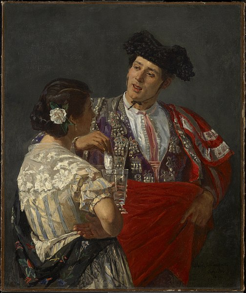 504px-Offering_the_Panal_to_the_Bullfighter,_Mary_Cassatt