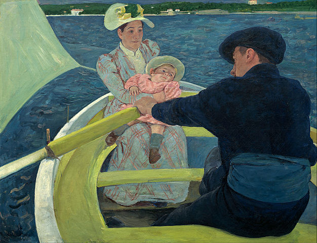 626px-Mary_Cassatt_-_The_Boating_Party_-_Google_Art_Project