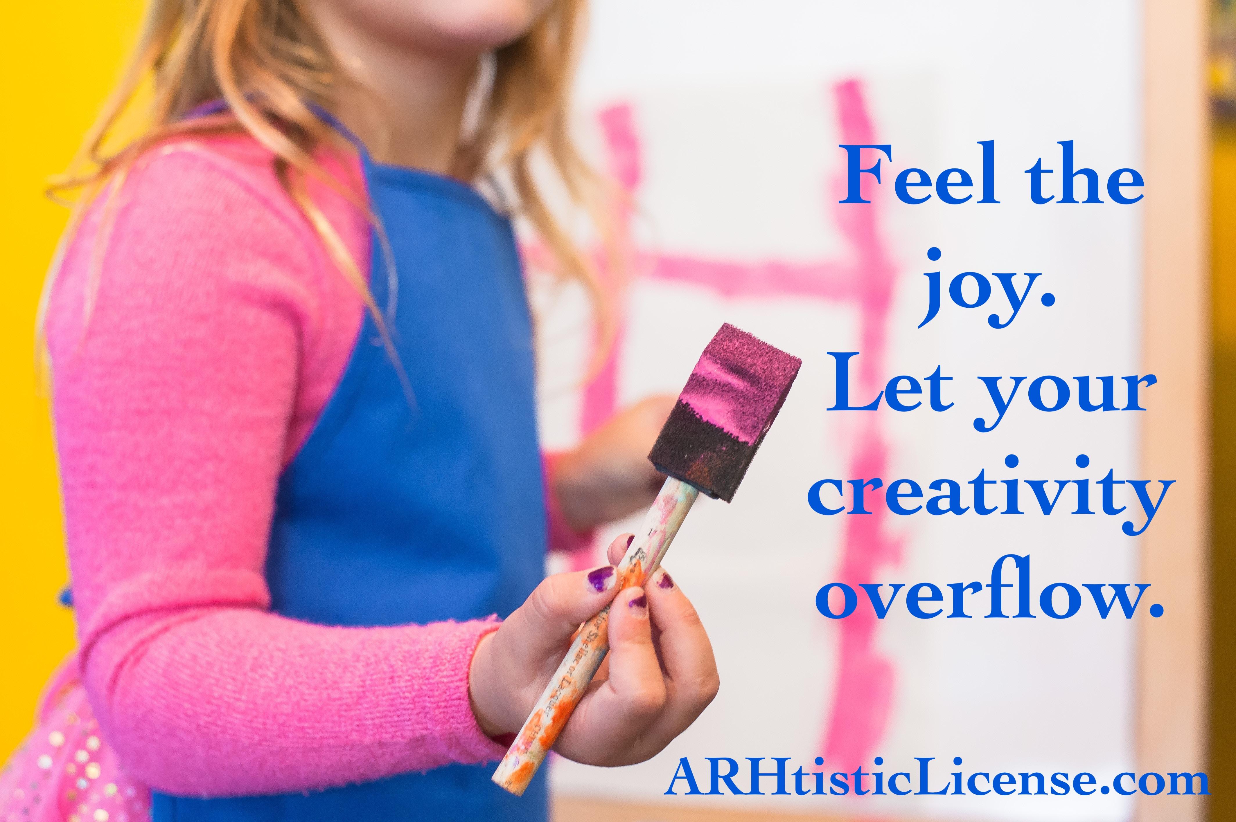 Joy of Creativity