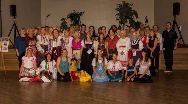 2015 Phoenix Folk Dance Festival