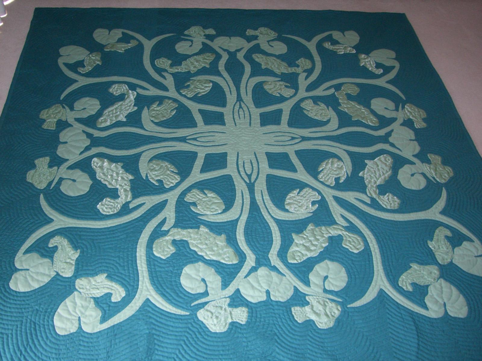 Hawaiian quilt patterns home garden improvement design