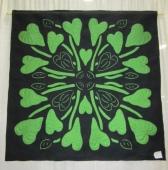 Kalo quilt by Pat Langton