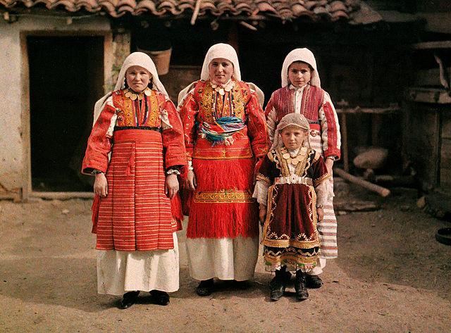 Macedonia- 640px-Women_from_Smilevo,_1913