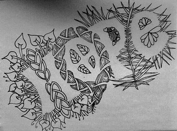 Zentangle, hope
