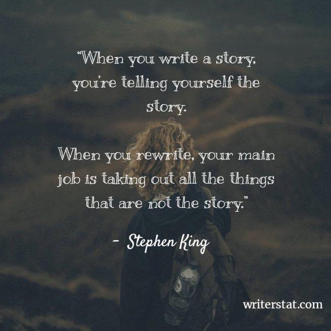 King rewrite